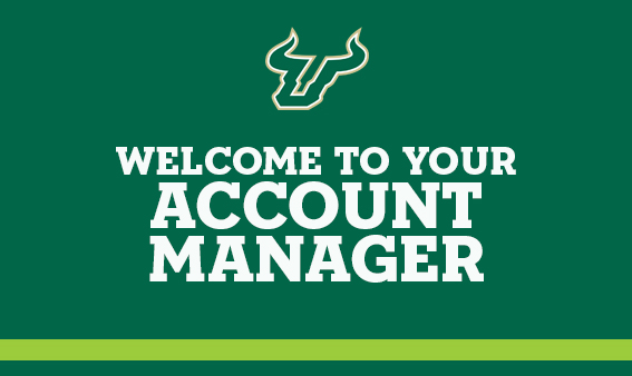 Welcome to Your Account Manager